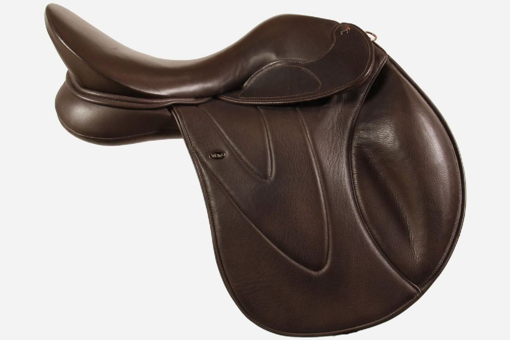 18 Inch General Purpose Saddle With General Purpose Fixed Block Flap